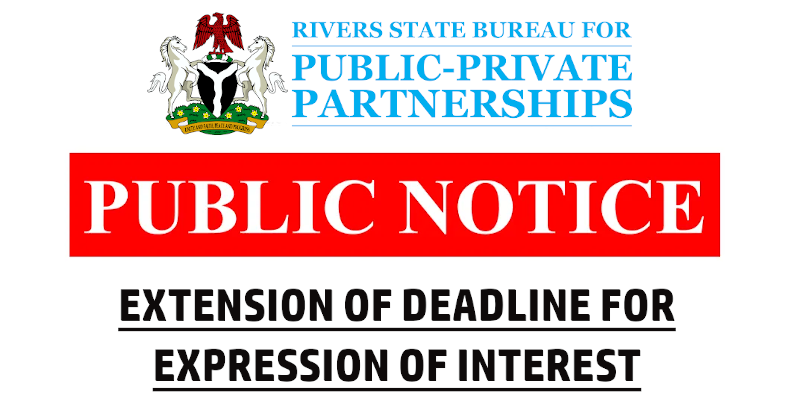 Extension of Deadline for Expression of Interest